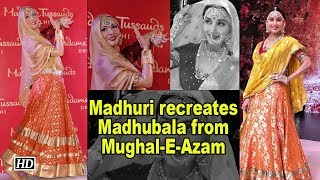 Madhuri Dixit recreates Madhubala's SONG from Mughal-E-Azam - BOLLYWOODCOUNTRY