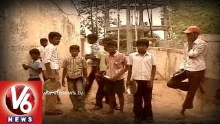 Students In Great Trouble In Government Hostels In Nellore District - V6NEWSTELUGU