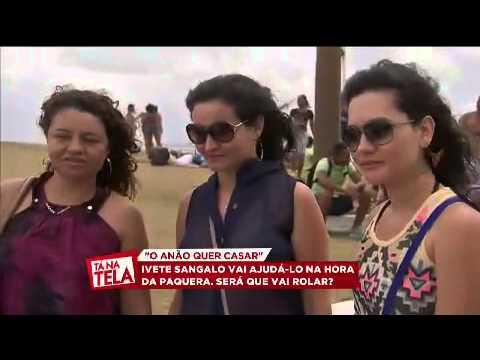 Ivete Sangalo ajuda ano de Itaberaba na procura de namorada