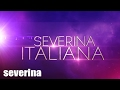 SEVERINA FEAT. FM - ITALIANA - 2012