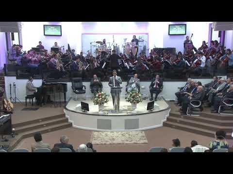 Orquestra Sinfônica Celebração - Harpa Cristã | Nº 39 | Alvo mais que a neve - 02 06 2019