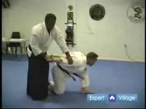 Beginning Aikido Techniques : Katadori-dai Ikkyo Omote Japanese Aikido Techniques