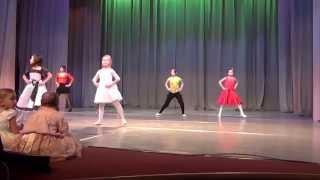 2014.12.27 Открытый урок, бальные танцы. ДК Металлург. 937