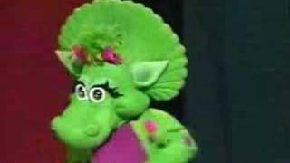 Barney In Concert YouTube - Barney backyard gang concert vhs