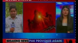 No end to Pak's cowardly attacks; violates ceasefire in Nowshera sector - NEWSXLIVE
