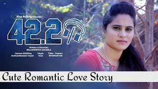 42.2 Percent Telugu Cute Romantic Love Comedy Short Film Teaser | Bala Krishna Kakarla | Klaprolling - YOUTUBE