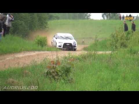 Vilnius Rally 2013 - All participants SS1-SS5-SS8: No