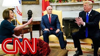 Nancy Pelosi questions Trump's manhood - CNN