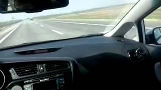 Kia Ceed jd sportwagon 120 km/h