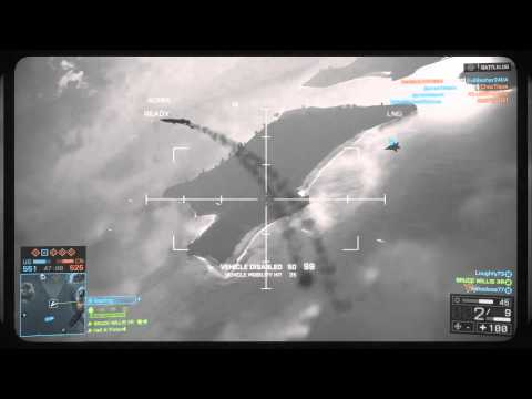 BF4 EPIC MOMENT [the one where he nearly got away]