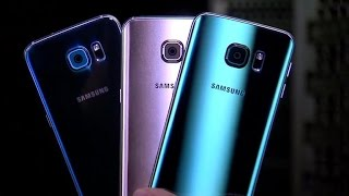 Samsung Galaxy S6's missing features, split-personality problem - CNETTV