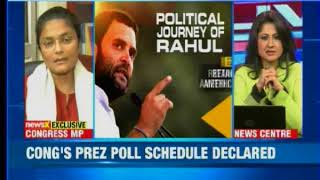 Will Congress unite behind Rahul Gandhi over the Congress Presidential elections? - NEWSXLIVE