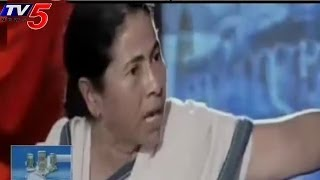 Angry Mamata Banerjee fair On Others   Special Show - TV5NEWSCHANNEL