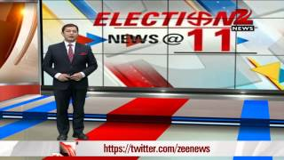 Election News @11pm - ZEENEWS