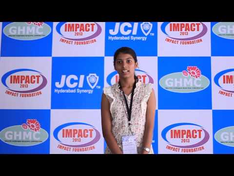 JCI Hyderabad Synergy - IMPACT 2013 - 78