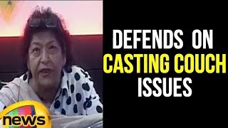 Saroj Khan Defends The Film Industry On Casting Couch Issues | Mango News - MANGONEWS