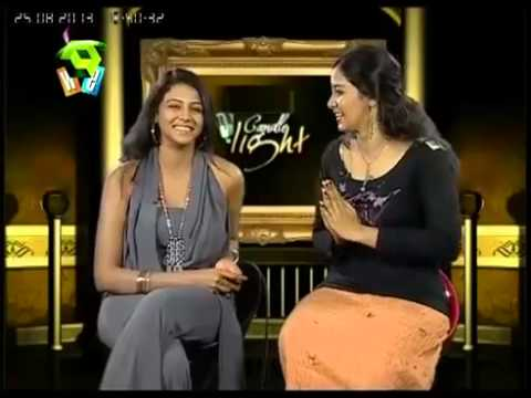 grt tamil & english speaking malayalam anchor vj meera kasiraman chat with actress subiksha, WE!