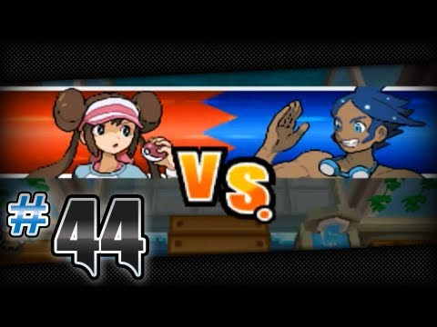 ~Pokemon Black 2 and White 2 - Part 44: Gym Leader Shizui!