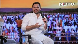 #NDTVYuva – क्रिकेट से राजनीति में आने के सवाल पर यह बोले तेजस्वी यादव - NDTVINDIA