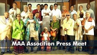 MAA Assocition Press Meet - IGTELUGU