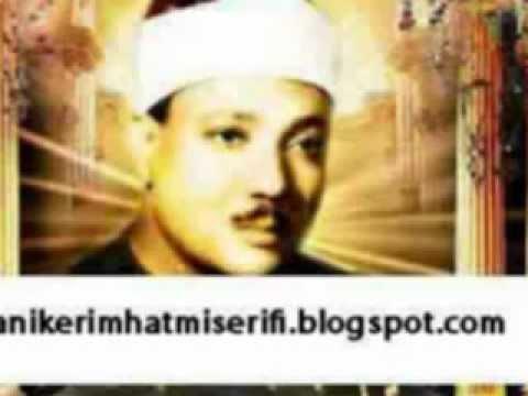 Abdulbasit Abdussamed - (FULL-286 Ayet) Bakara Suresi dinle