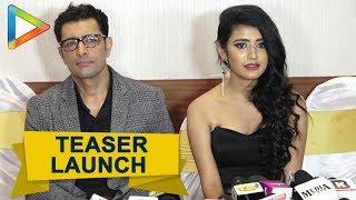 Priya Varrier launches Teaser of her debut Hindi film SRIDEVI BUNGALOW | Priyanshu Chatterjee - HUNGAMA