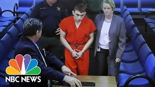 Florida School Shooting Suspect Nikolas Cruz Makes Court Appearance | NBC News - NBCNEWS
