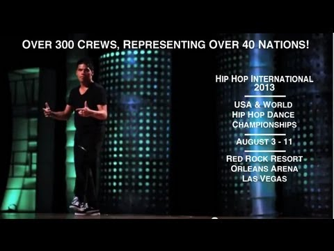 Hip Hop International 2012 Highlights