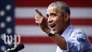 Obama campaigns for Nevada Democrats - WASHINGTONPOST