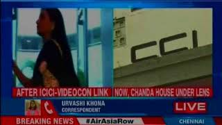ICICI videocon case: Amid quid pro quo allegations, now videocon link to Chanda house? - NEWSXLIVE