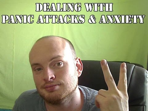 Dealing with Panic Attacks & Anxiety RE: Zoella RE: Meekakitty