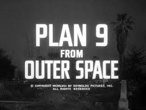 """""""Plan dziewięć z kosmosu"""" - zwiastun"""