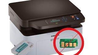 Прошивка принтера Samsung Xpress M2070 (метод клонирования)