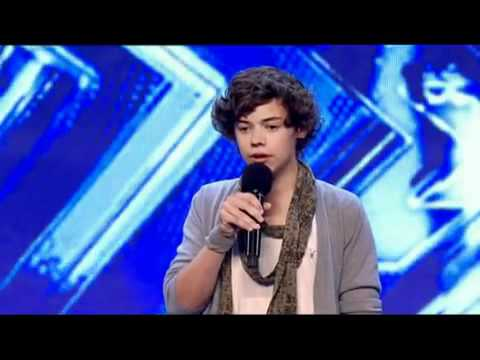 Harry Styles' Audition - The X Factor 2010