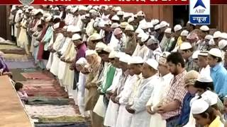 Muslims mark end of Ramadan with Eid celebrations - ABPNEWSTV