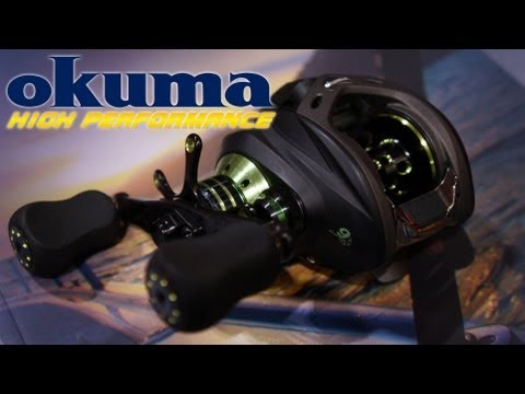Okuma Reels with Pro Staff, Mike Sawatsky - Baitcaster Line-Up for 2013