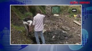 video : शिमला में प्लास्टिक के कूड़ा-कर्कट के कारण नालियां हुई बंद