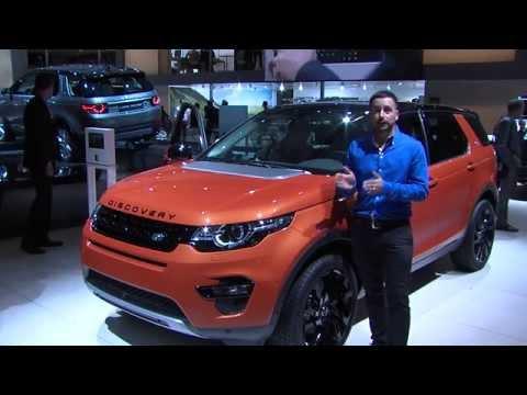 Autoperiskop.cz  – Výjimečný pohled na auta - Land Rover – Autosalon Paříž 2014