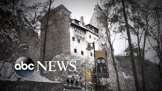 Inside the business of Transylvania and the real-life Dracula's castle in Romania - ABCNEWS