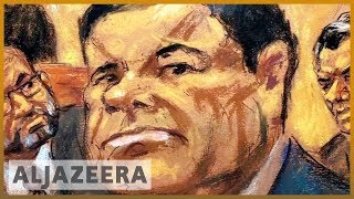 🇺🇸 'El Chapo' trial: Drug lord guilty of all charges | Al Jazeera English - ALJAZEERAENGLISH