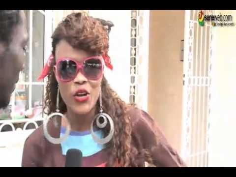 Interview Avec Déeesse Major sur seneweb