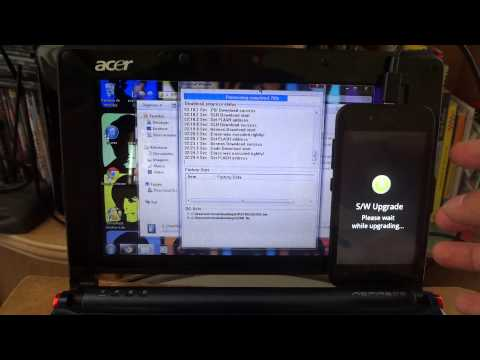 Desbrickear LG Optimus Black con Smart Flash Tool (Rootear y cambiar rom en .KDZ)