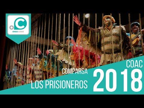 Sesión de Cuartos de final, la agrupación Los prisioneros actúa hoy en la modalidad de Comparsas.