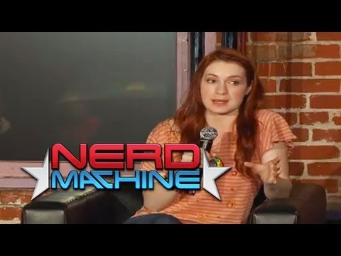 A Conversation with Felicia Day at Nerd HQ 2011