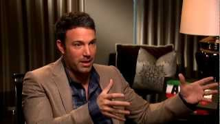 Ben Affleck Talks About His New Movie Argo