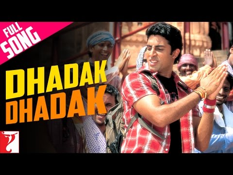 Dhadak Dhadak - Song - Bunty Aur Babli - YouTube