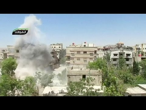 Συρία: Συνεχίζεται το σφυροκόπημα της Δαμασκού από το καθεστώς Άσαντ