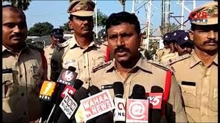 Nalgonda Police Have Conducted A Cordon Search operations At Nakrekal Kadaparti l CVR NEWS - CVRNEWSOFFICIAL