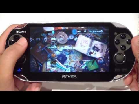 PlayStation Vita Review Arabic - معاينة جهاز سوني بلاي ستيشن فيتا - روايات تيوب -YouTube DownLoader