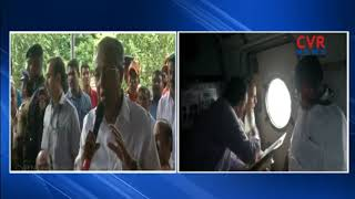 Rajnath Singh Surveys Flood-Hit Kerala  | CVR NEWS - CVRNEWSOFFICIAL